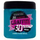 Bielenda Graffiti 3D Żel do włosów mocny 250 g