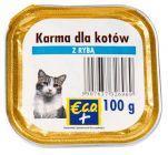 ?.C.O.+ KARMA DLA KOTOW Z RYBA 100G