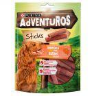 Purina Adventuros Sticks o smaku bawoła Uzupełniająca karma dla dorosłych psów 120 g