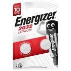 Energizer CR2032 3V Baterie litowe 2 sztuki