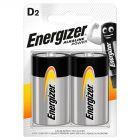 Energizer Alkaline Power D-LR20 1,5V Baterie alkaliczne 2 sztuki
