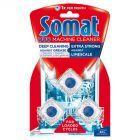 Somat Machine Cleaner Środek do czyszczenia zmywarek 3 x 20 g
