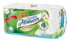 Papier toaletowy Camilla Almusso 16 rolek