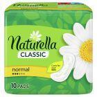 Naturella Classic Normal Camomile podpaski bez skrzydełek x10