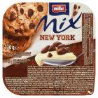 Müller Mix New York Jogurt o smaku waniliowym z porcją ciasteczek kakaowych 130 g