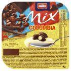 Müller Mix Columbia Jogurt o smaku waniliowym z oddzielną porcją ciasteczek kawowych 130 g