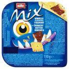 Müller Mix Jogurt o smaku waniliowym z mieszanką herbatników maślanych 130 g