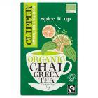 Clipper Zielona herbata Chai organiczna 50 g (20 torebek)
