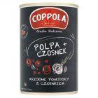 Coppola Krojone pomidory z czosnkiem 400 g