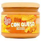 Poco Loco Sos serowy z papryką Jalapeńo ostry 300 g