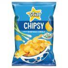 Star Chipsy śmietana i cebulka 130 g