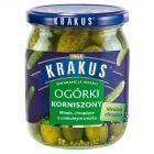 Krakus Ogórki korniszony 500 g