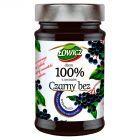 Łowicz Dżem 100% z owoców czarny bez 235 g