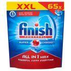 Finish All in 1 Max Tabletki do zmywarki 1059,5 g (65 sztuk)