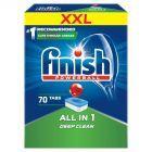 Finish All in 1 Tabletki do zmywarki 1141 g (70 sztuki)