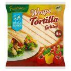 Funtastic Tortilla Placki pszenne grillowane 286 g (4 sztuki)