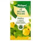 Herbapol Zielnik Polski Melisa z pigwą Herbatka ziołowo-owocowa 35 g (20 saszetek)
