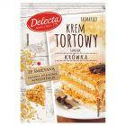 Delecta Krem tortowy smak krówka 120 g