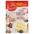 Delecta Krem tortowy smak śmietankowy 120 g