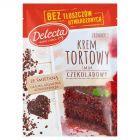 Delecta Krem tortowy smak czekoladowy 122 g