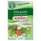 Kotányi Zioła greckie mieszanka przypraw 15 g
