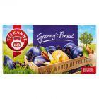 Teekanne World of Fruits Granny's Finest Mieszanka herbatek owocowych 50 g (20 x 2,5 g)