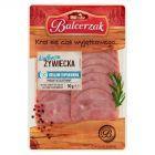 Balcerzak i Spółka Kiełbasa żywiecka extra wieprzowa 90 g