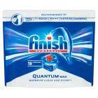 Finish Quantum Max Regular Kapsułki do mycia naczyń w zmywarce 279 g (18 sztuk)