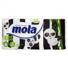 Mola Kids Papier toaletowy 8 rolek