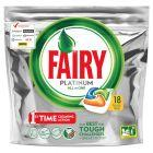 Fairy Platinum All In One Orange Kapsułki do zmywarki 18 sztuk