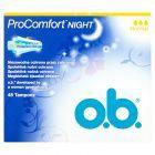 O.B. ProComfort Night Normal Tampony 48 sztuk