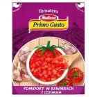 Primo Gusto Melissa Tomatera Pomidory w kawałkach z czosnkiem 390 g