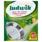 Ludwik All in one Lemon Kapsułki do zmywarek 812 g (40 sztuk)