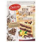 Delecta Krem tortowy smak waniliowy 120 g
