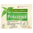 Colfarm Zioła w tabletkach Pokrzywa Suplement diety 30 tabletek