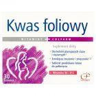 Colfarm Kwas foliowy Suplement diety 30 tabletek