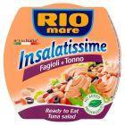 Rio Mare Insalatissime Fagioli e Tonno Gotowe danie z warzyw i tuńczyka 160 g