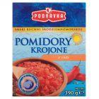 Podravka Pomidory krojone z chili 390 g
