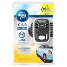 Ambi Pur Car Anti Tobacco Samochodowy odświeżacz powietrza, zestaw startowy, 7ml