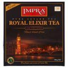 Impra Tea Royal Elixir Knight Czarna ekspresowa herbata cejlońska 200 g (100 torebek)