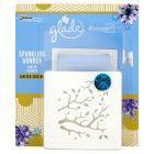 Glade Discreet Winter Flowers Elektryczny odświeżacz powietrza 8 g