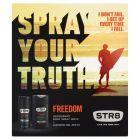 STR8 Freedom Zestaw kosmetyków
