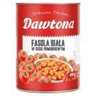 Dawtona Fasola biała w sosie pomidorowym 400 g