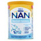 Nestlé NAN Bezlaktozowy Preparat do postępowania dietetycznego dla niemowląt od urodzenia 400 g