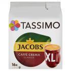 Tassimo Jacobs Caff? Crema Classico XL Kawa mielona 132,8 g (16 kapsułek)