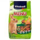 Vitakraft Premium Menu Vital Karma pełnoporcjowa dla królików miniaturowych 500 g