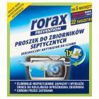 Rorax Prevention Proszek do zbiorników septycznych 330 g (22 saszetki)