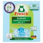 Frosch Sodowe tabletki do zmywarek 600 g (30 sztuk)