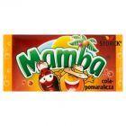 Mamba Gumy rozpuszczalne o smaku cola-pomarańcza 26,5 g (6 sztuk)