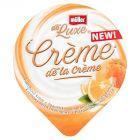 Müller de Luxe Kremowy serek twarogowy + hiszpańska pomarańcza 135 g